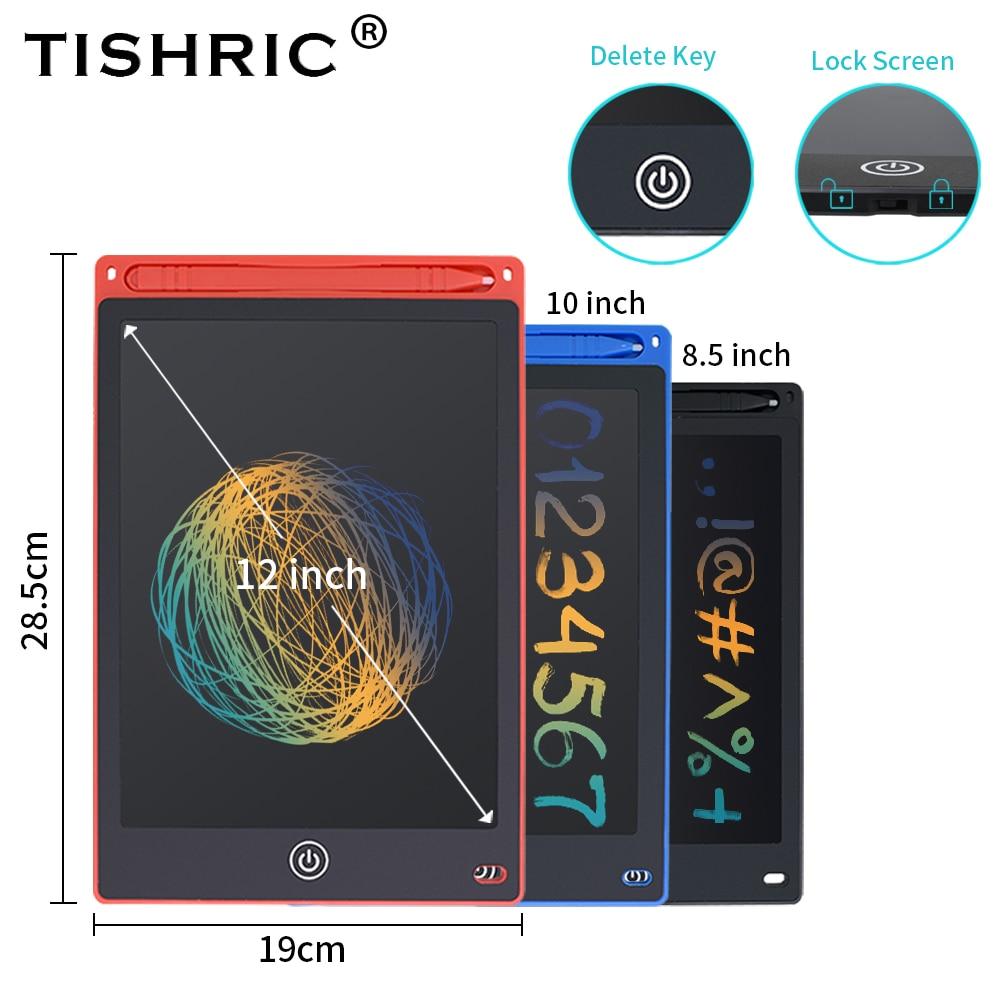 TISHRIC LCD Smart Writing Tablet 8.5