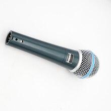 BT58A Professionelle Handheld Dynamisches Mikrofon Für BETA 58A BETA58A Saxophon Vortrag Kirche Lehre Karaoke System Singen Gaming