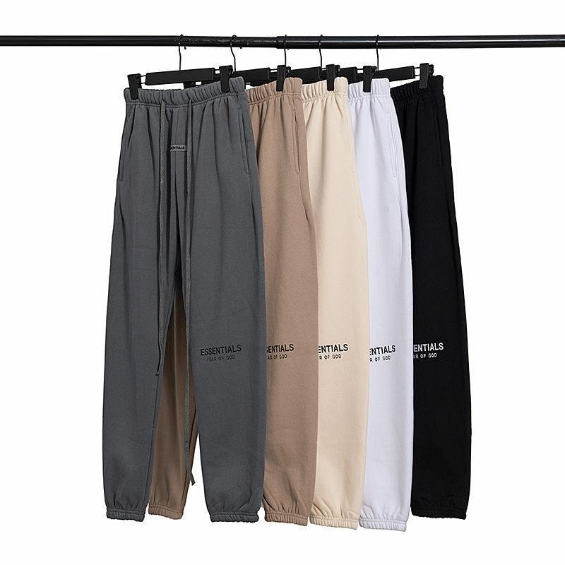 Брюки спортивные мужские хлопковые со светоотражающими буквами, джоггеры оверсайз в стиле хип-хоп, штаны на завязках, весна-осень
