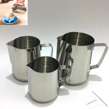 Stainless-Steel Frothing-Cup Barista Pitcher Jug Espresso Milk-Jug Coffee-Latte Craft