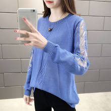 Fy1136 2020 spring autumn winter new women fashion casual warm nice Sweater woman female OL korean tops plus size winter clothes(China)