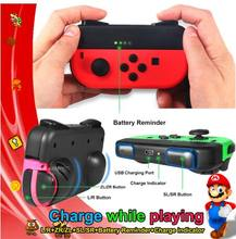 Nintend Switch 2 Mini Charging Dock Station Grip Joy-con Controller USB Handle Charger 2 Cables Nintendoswitch Game Accessories(China)