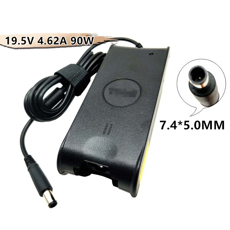 19.5V 4.62A 90W Universal Laptop Power Adapter Charger For DELL Inspiron 15R 1520 1521 1525 1526 1535 1545 1720 1721 6000 6400