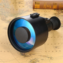 ZD-8510 Nearly three generations of low-light-level night vision OHB-Y series 8-fold hunting patrol infrared monocular telescope