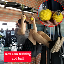 7.2cm 9.7cm Pull Up Balls Cannonball Grip Finger Trainer Arm Muscles Training Ba