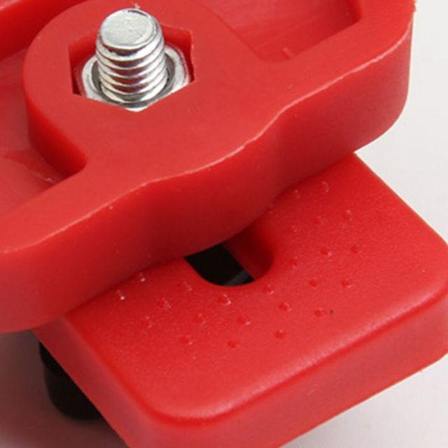 Support de verrouillage darbre à cames, ensemble doutils de verrouillage de synchronisation de moteur de voiture E7CA 5 pièces