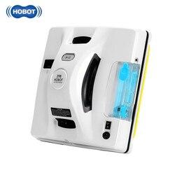 Оригинал, HOBOT 298, умный робот-мойщик окон, автоматический пульт дистанционного управления/управление через приложение, ультразвуковой распы...