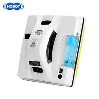 مُنظف نوافذ ذكية أصلية من HOBOT 298 روبوت آلي للتحكم عن بُعد/تطبيق فوق صوتي رشاش ماء 6 كجم أداة شفط قوية منزلية|منظفات النوافذ الكهربائية|الأجهزة المنزلية -