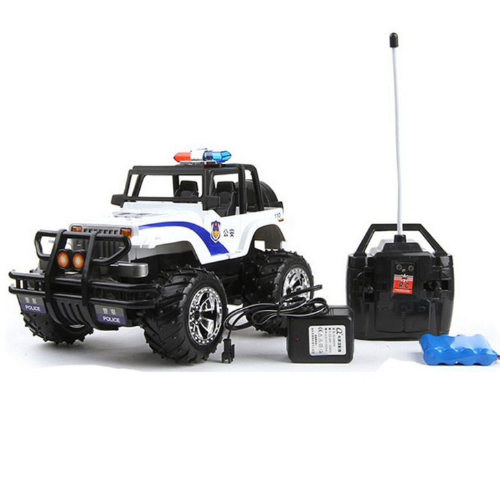 Morio 3501A Remote Control Police Car Children Toy Car Toy Model Remote Control Car Charging Off-road Remote-control Automobile