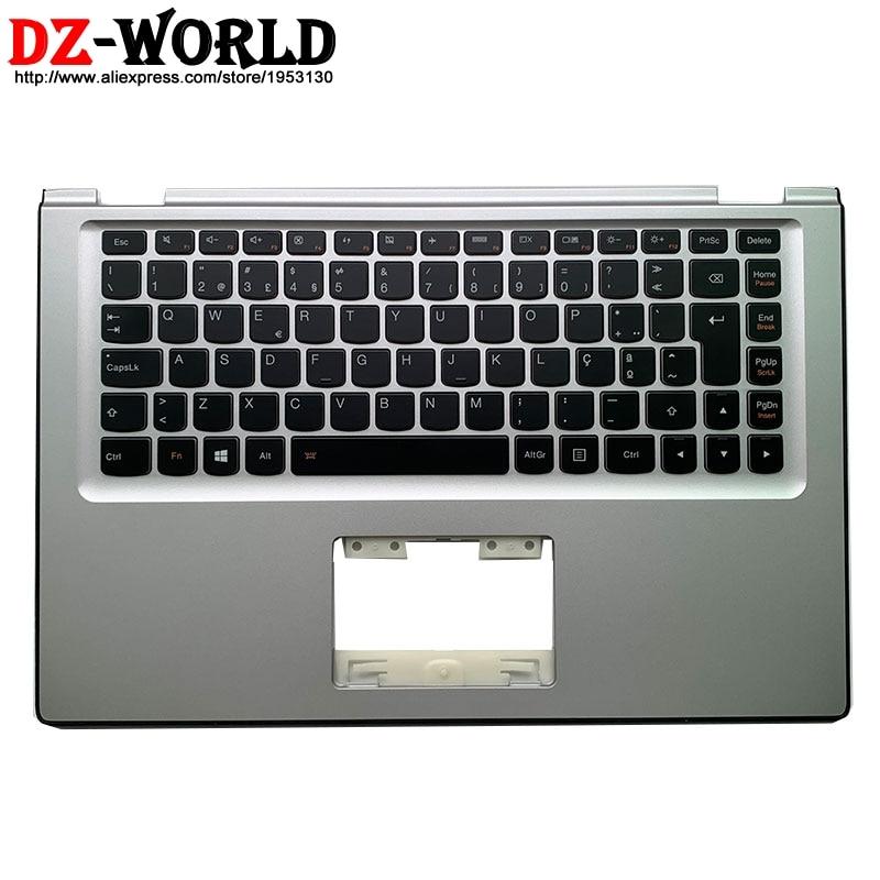 NEW For Lenovo Ideapad yoga 2 pro 13/' Keyboard backlit Russian /& US No Frame