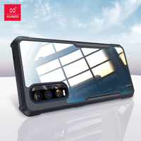 Find X2 Pro funda, funda de Airbag XUNDD, para OPPO Find X2 X3 Lite Neo Case Cover, protector antigolpes parachoques teléfono funda transparente