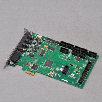 ASM 64-22025A FEB 2010 Industrial Capture Card PCI Card цена 2017