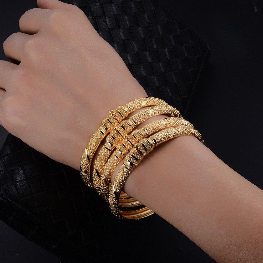 wando gold jewelry 0666-248
