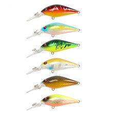 6 шт. 85 мм 8,5 г приманка рыболовные приманки искусственные жесткая наживка на морского окуня рыболовные воблеры Япония Topwater рыба приманка рыболовные приманки