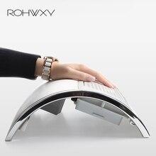 ROHWXY Collettore di Polveri Del Chiodo 3 Ventole per Manicure Aspirapolvere per Unghie Artistiche Attrezzature Per i professionisti Unghie Artistiche Disegno Per Unghie