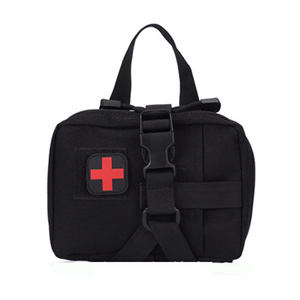 Image 2 - First Aid kit Tactical Outdoor Camping Medical Portable Military Hike  Medicine Package Emergency Oxford Cloth Waist Pack