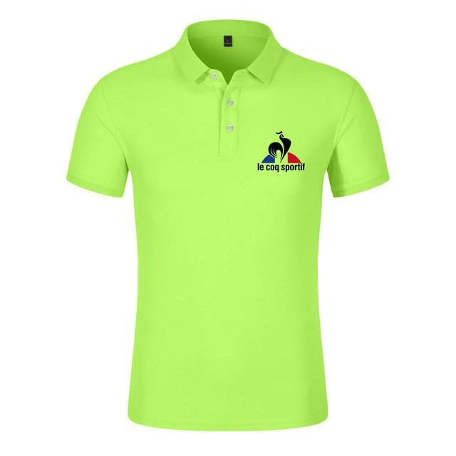 Brand New Men's Polo Shirt High Quality Men Cotton Short Sleeve Shirt Solid Color Brands Jerseys Summer Mens Polo Shirts 6