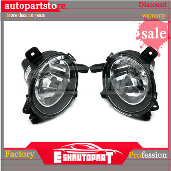 2x Clear Front Fog Light Lamp Housing Case for BMW 3 Series F30/F31/F34/F35