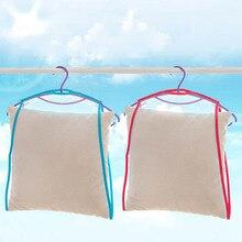 1 шт плюшевая игрушка рамка для инструментов фиксированная многофункциональная ветрозащитная Складная сетка корзина для одежды полиэфирная подвесная сетка