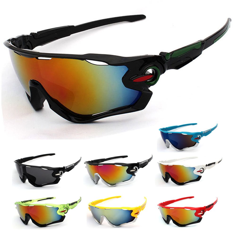 Bicycle Eyewear Driving Glasses Unisex Windshield Bike Motorcycle Sunglasses Outdoor Sports Bicycle Equipment