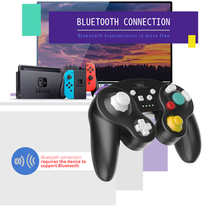 Image 2 - Data Frog mando inalámbrico Compatible con Bluetooth, para Nintendo Switch/ Switch Pro, PS3, Android TV/ PC