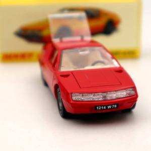 Image 4 - אטלס 1:43 Dinky צעצועי 1411 עבור ALPINE רנו A310 אדום Diecast מודלים אוסף אוטומטי רכב