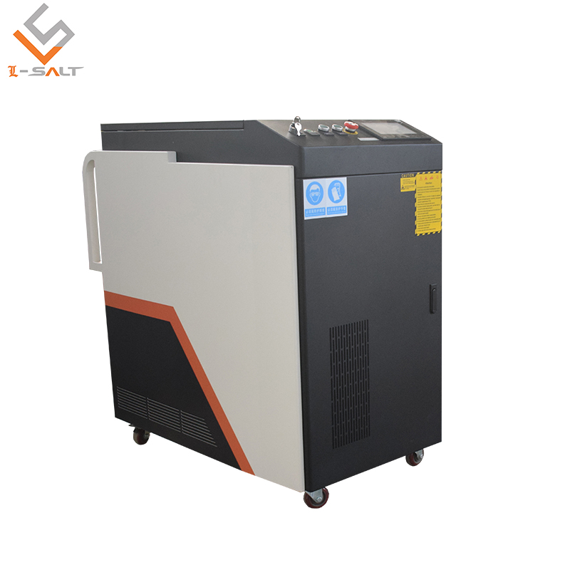 Microprocessor 1000w Handheld Laser Welding Machine For Stainless Steel