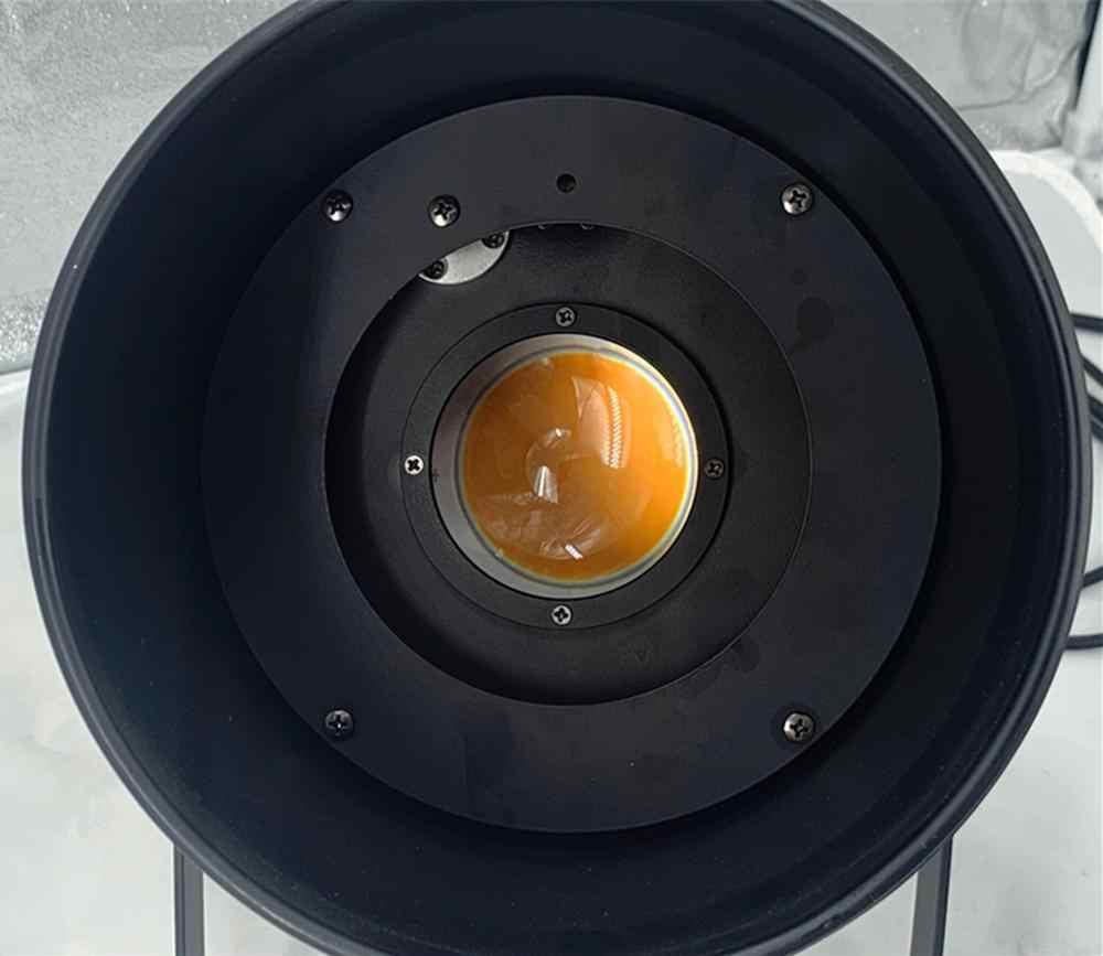 New LED PAR 5-50 Derajat LED Zoom 300W Tongkol LED Lampu PAR Hangat Putih + Putih Dingin 2in1 RGBW 4in1 Panggung Disco Light LED PAR 64