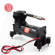 12 Volt car silent air pump/Airllen 200 PSI suspension compressor /truck horn accessories/adjustment ride parts