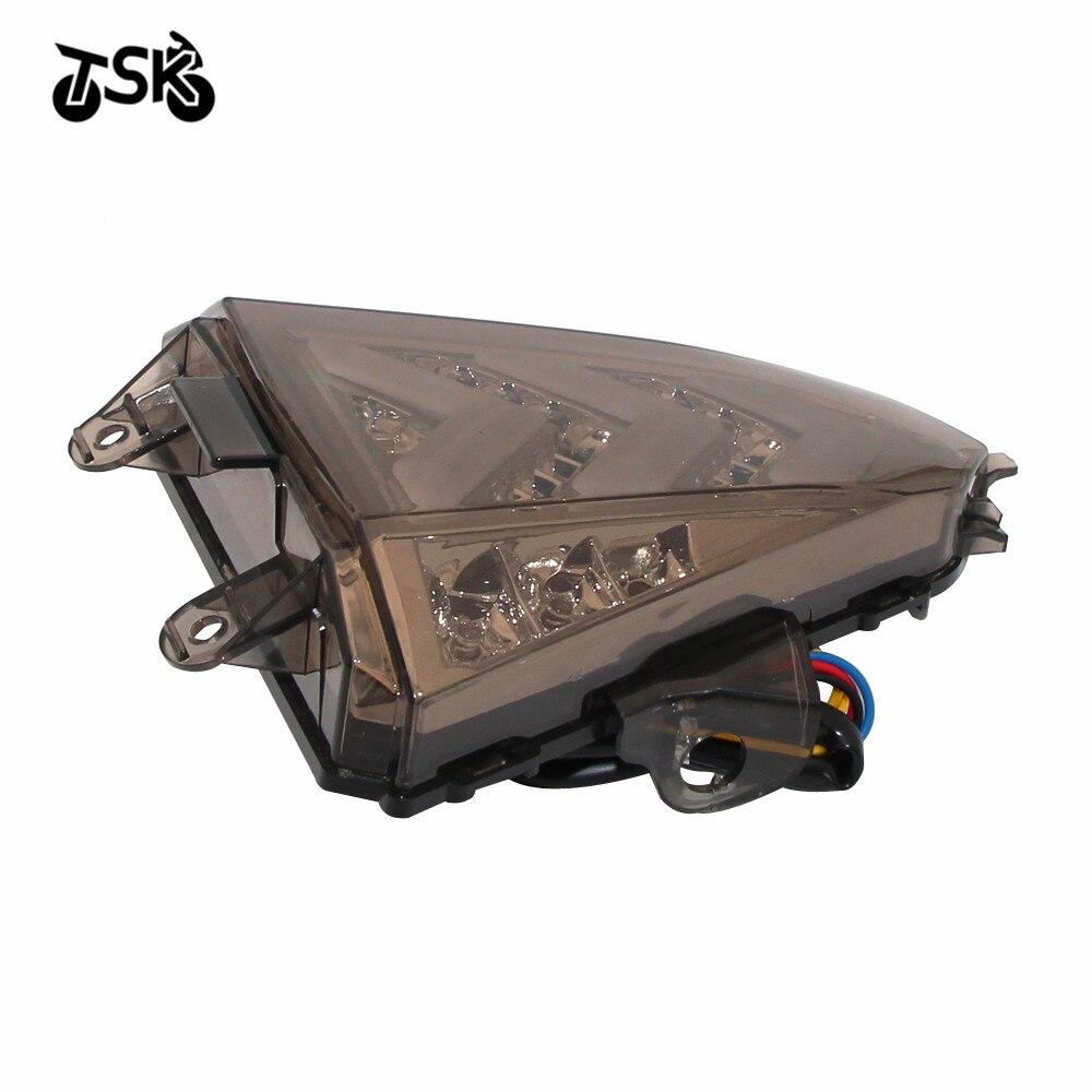 Для YAMAHA YZF R15 Встроенный задний фонарь поворотный тормозной сигнал лампа YZF - R15 2014 2015 2016