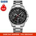 Casio Часы наручные часы для мужчин Топ бренд роскошный набор кварцевые часы 50 м водонепроницаемые мужские часы спортивные военные часы relogio ...
