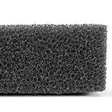 1 шт s/m утолщенный многоразовый черный пенопластовый аквариум
