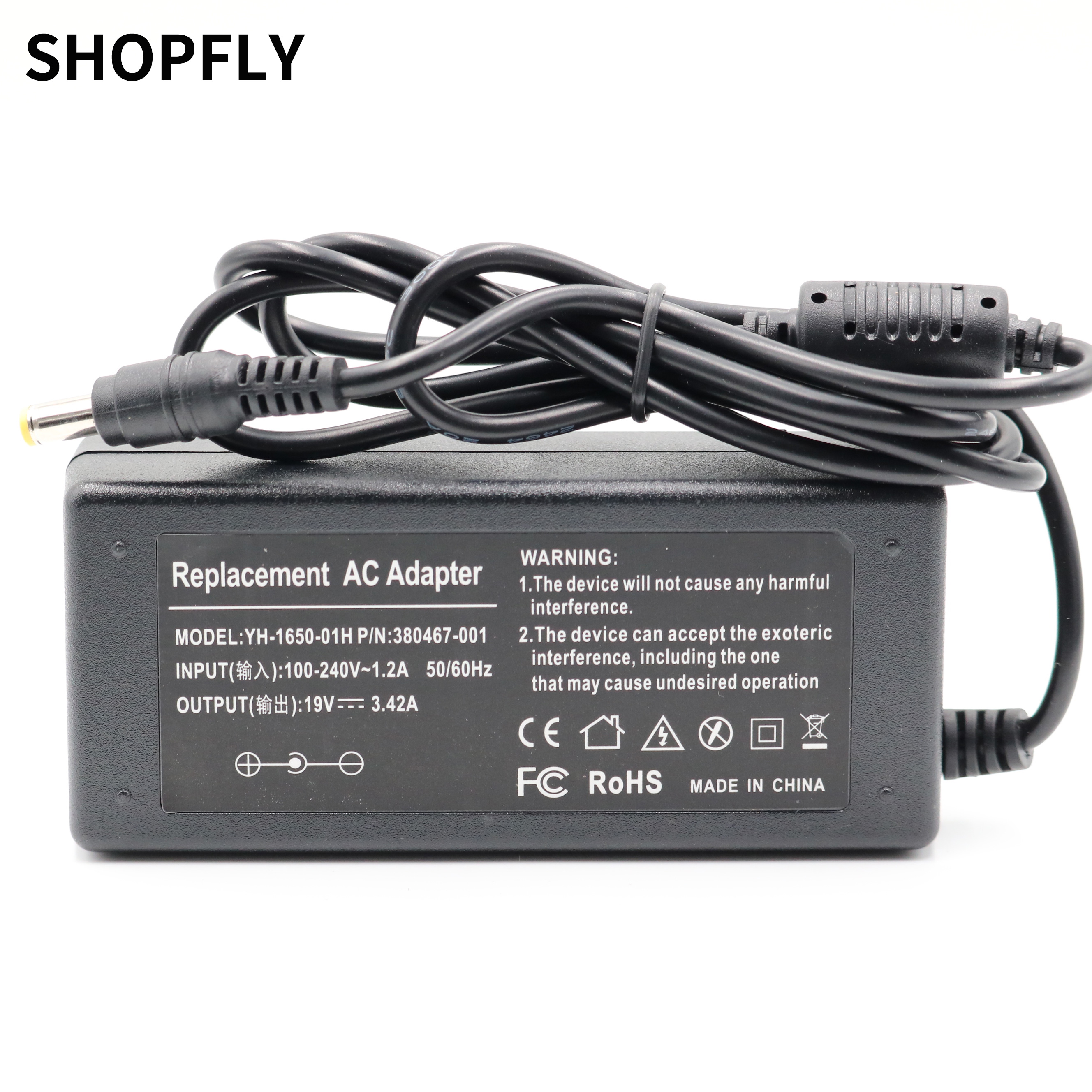 19V 3.42A Power Adapter Charger For Acer Aspire E15 E14 E11 ES1 E5 E3 E1 F15 V5 E1 R7 M5 Timeline Ultra M5 M3