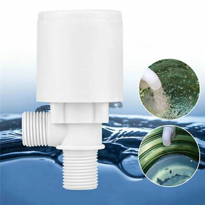 8 Kinds Floating Ball Valve Automatic Float Valve Water Level Control Valve F/ Water Tank Water Tower