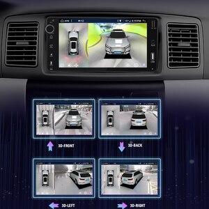 Image 4 - Eunavi 2 Din Android Car Radio Multimedia Player for Toyota Corolla Vios Crown Camry Hiace Previa RAV4 Car auto Stereo GPS Navi