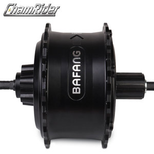 Image 5 - Bafang Fatbike Freehub 48V 350W 500W 750W 8FUN e bike mozzo cambio Brushless ad alta velocità cassetta ruota motore RM G060.350.DC 175 190