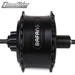 Image 5 - Bafang Fatbike Freehub 48V 350W 500W 750W 8FUN e bike yüksek hızlı fırçasız dişli Hub motor tekerlek kaset RM G060.350.DC 175 190