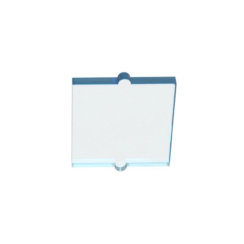Детали конструктора стеклянные для окна 1x2x2, детали для сборки, игрушка «сделай сам», образовательный подарок для детей