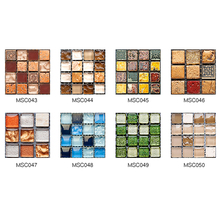 Sticker Wallpaper Floor-Decals Self-Adhesive Waterproof PVC 3D Home-Decor Household 10pcs/Set
