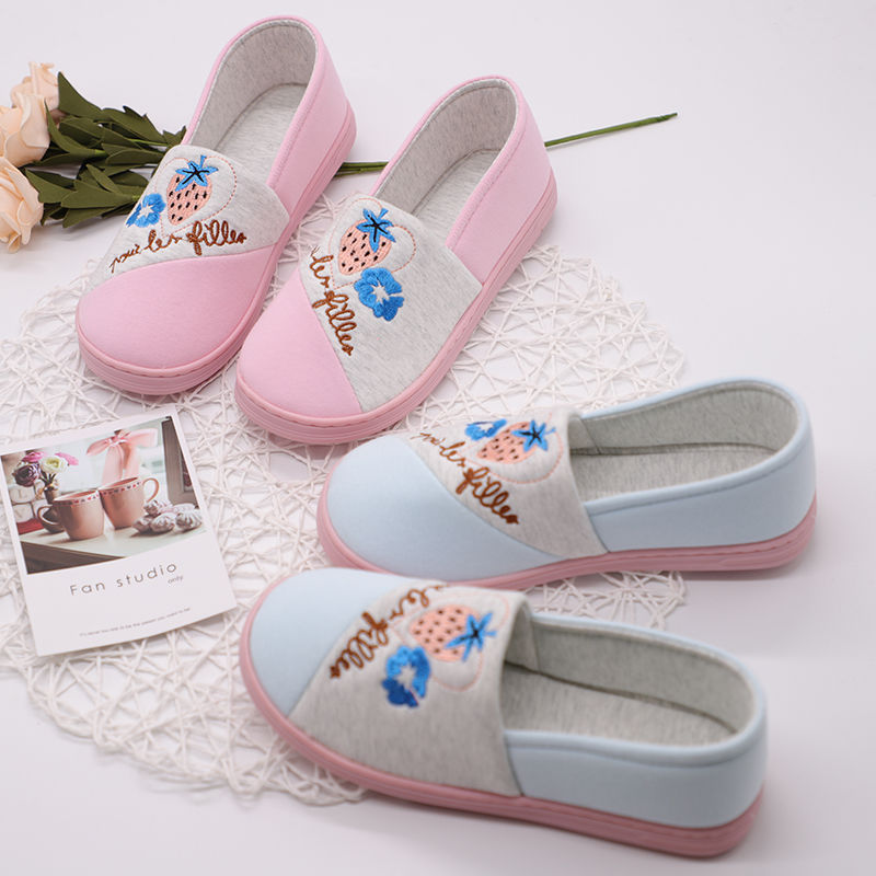 Month Of Shoes Summer Thin Pregnant Women Shoe Postpartum Spring And Autumn Soft-Sole Anti-slip Slipper Maternal Confinement Sup