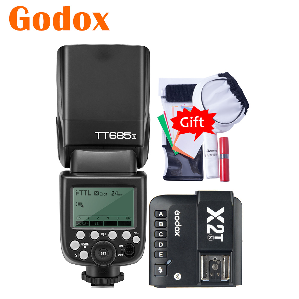 D7100 D300 D500 Digital SLR Cameras { WIRELESS TTL FLASH TRANSCEIVER } 2.4Ghz 7 Channel for Nikon D3000 D5500 D200 D5300 D3100 D5000 2-Pack D5100 D3300 D3200 D5200 D90 D7200 D7000