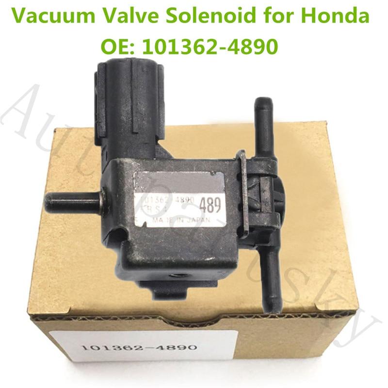 Vacuum Valve Solenoid For 2007-2012 Honda CRV MK3 2.2 I-CDTI I-DTEC Diesel 101362-4890 1013624890