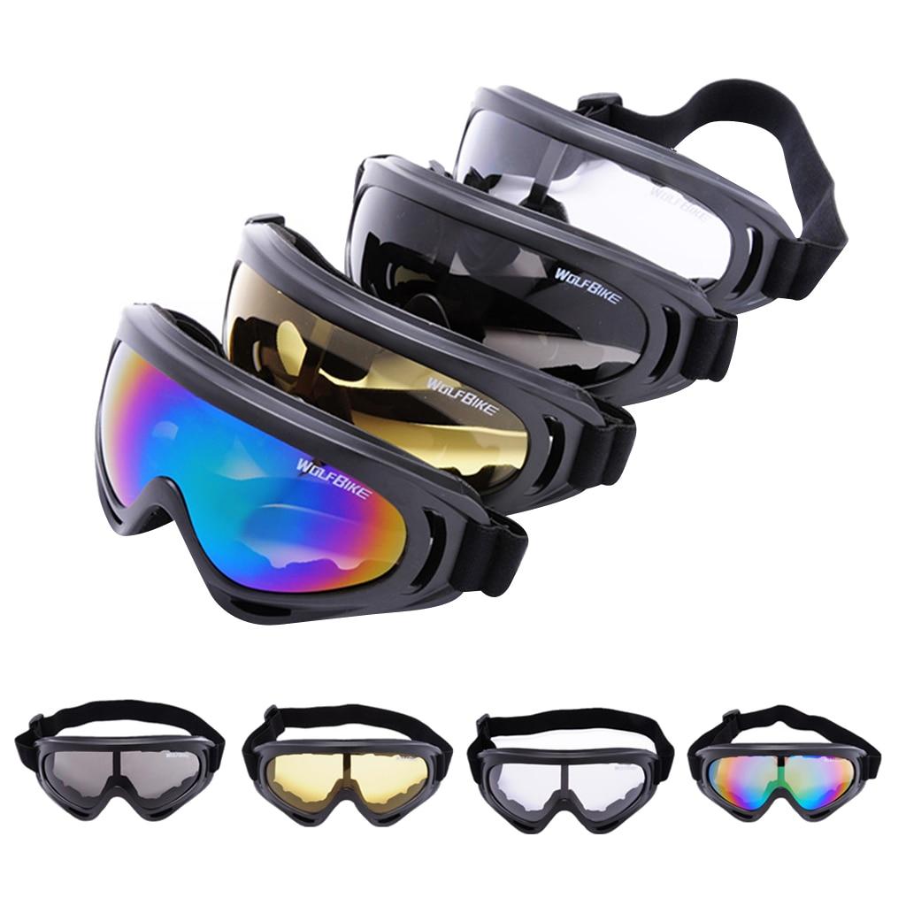 Sports Ski Snowboard Skate Goggles Anti-fog Mask Glasses X400 UV Protection Ski Goggles Outdoor Sports Glasses Ski Goggles