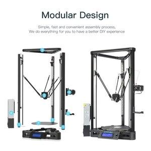 Image 2 - ANYCUBIC Kossel 3dเครื่องพิมพ์Impresora 3d Auto LevelingโมดูลLinearท่องเที่ยวอัตโนมัติLevelingแพลตฟอร์ม 3Dชุดเครื่องพิมพ์ 3d Drucker