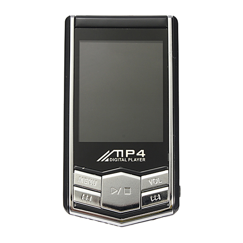 ABKT-Mini Player 8GB MP3 LCD FM Radio Video Music Media Player Voice Recorder