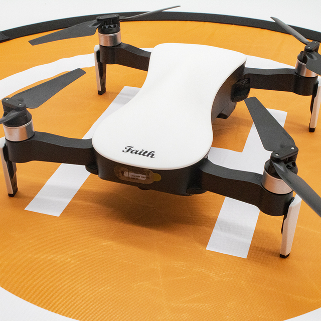 Landing Pads 55cm 75cm 110cm Drone Landing Pads for RC Quadcopters DJI MAVIC MINI PRO SPARK PHANTOM INSPIRE Drone Accessories 4