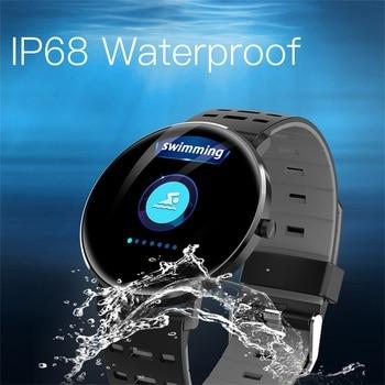 Health Smart Watch Women Men Digital Watch ip68 Waterproof Pedometer Heart Rate Blood Pressure Monitor Fitness Tracker Bracelet