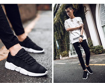 SOLI2 Shoes For Men Breathable fortable Male Adulten Shose Zapatillas S1726-1750 фото