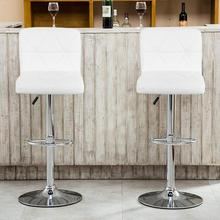 Bar Stool Swivel Funiture Tabouret-De-Bar Americal Modern 2pcs European Home Lifting