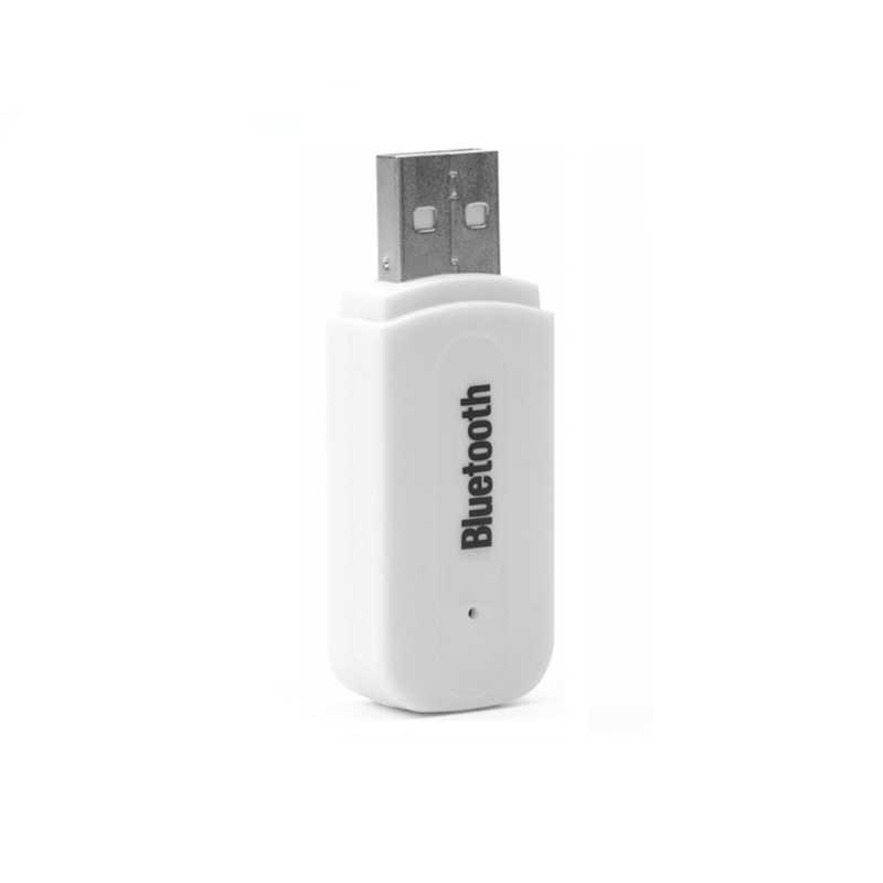 Bluetooth 4.0 2 in 1USB Trasmettitore Ricevitore Per Auto Altoparlante Senza Fili di Bluetooth Audio Bastone 3.5 millimetri Adattatore per la TV PC Cuffie auto